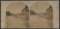 View down the Rapids, from the Precipice below the Falls, from Robert N. Dennis collection of stereoscopic views.png