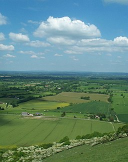 View from Devils Dyke - geograph.org.uk - 193332