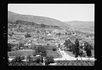 View of Nablus, showing Mt. Gerizim in background LOC matpc.18631.jpg
