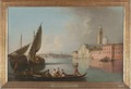 View of Venice with San Giorgio Maggiore (Johan Richter) - Nationalmuseum - 18010.tif