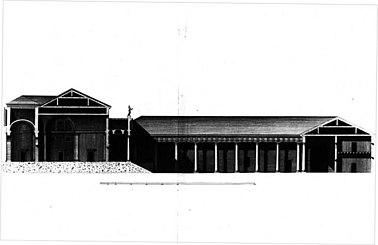 Villa Pisani Bagnolo sezione Bertotti Scamozzi 1778.jpg