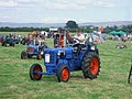 Vintage tractors display - geograph.org.uk - 918141.jpg