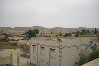 Redeyef Commune and town in Gafsa, Tunisia
