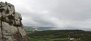 Valdevaqueros - Image: Vista de Valdevaqueros
