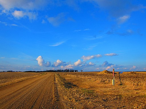 Vivid Filter, Rural MN Country Landscape - panoramio