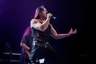 Lance King American heavy metal vocalist