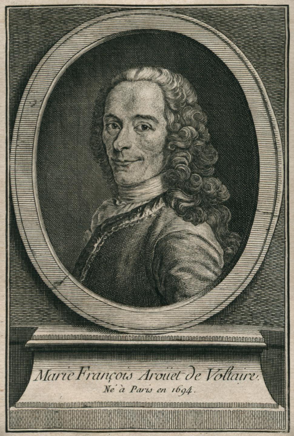 Voltaire - Élémens de la philosophie de Neuton