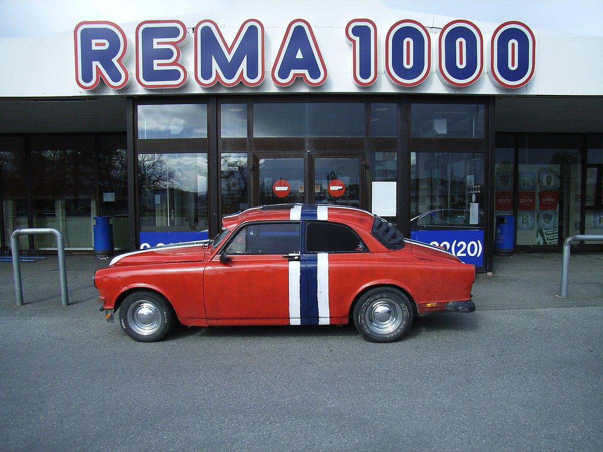 rema 1000 wiki