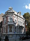 foto van Villa in neo-Hollandse Renaissance stijl