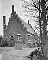 voor- en rechter zijgevel - noordwijkerhout - 20169746 - rce