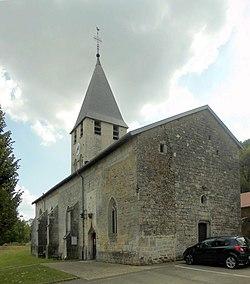 Vouxey, Église Saint-Martin.jpg