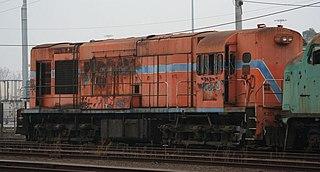 WAGR K class (diesel)