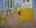 WLANL - arts of akki - De slaapkamer, Vincent van Gogh (1888).jpg