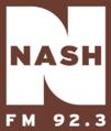 WRKN (Nash FM 92.3) logo.png