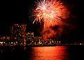 Waikiki Hilton Fireworks (4607530557).jpg