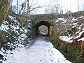 Wall Hill Road Bridge, Dobcross - geograph.org.uk - 1164471.jpg