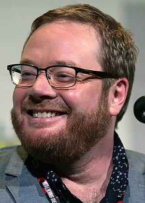 Walt Dohrn - Dohrn at the 2016 San Diego Comic-Con International