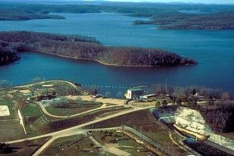 Wappapello, Missouri - Wappapello Lake near the town of Wappapello, Missouri
