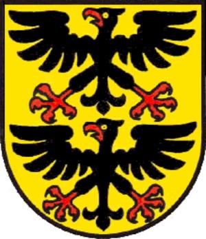 Läufelfingen - Image: Wappen Laeufelfingen