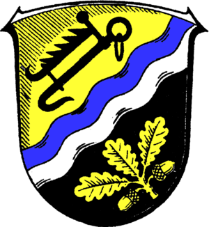 Schwalmtal, Hesse - Image: Wappen Schwalmtal (Hessen)