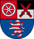Coat of arms of the city of Treffurt