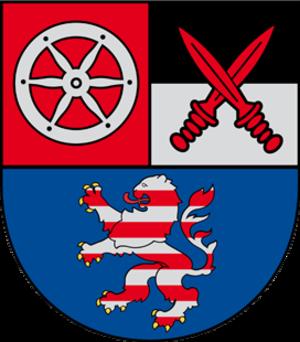 Treffurt - Image: Wappen Treffurt