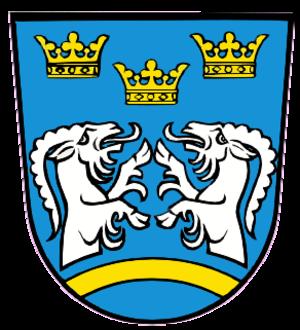 Otterfing - Image: Wappen von Otterfing