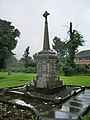 War Memorial, Newchurch Parish Church, Culcheth - geograph.org.uk - 910949.jpg