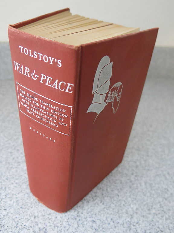 Tolstoy's War and Peace: Multiple uses