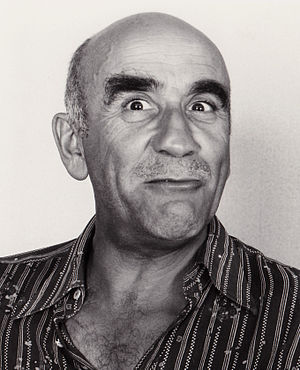 Warren Mitchell - Mitchell in 1978