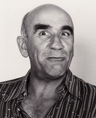 Warren Mitchell - Mitchell in 1978