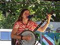 Wasserweltfest 2012 - Judith Pechoc mit Banjo.jpg
