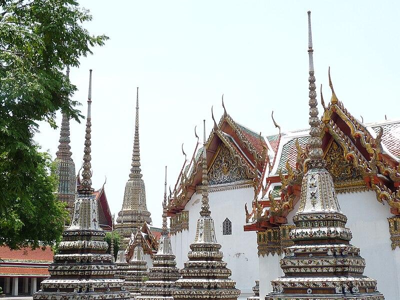 Wonderful Places In Asia Wat Pho Bangkok