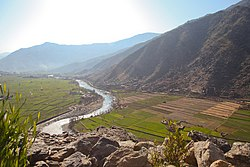 Watapur District of Kunar Province in 2012