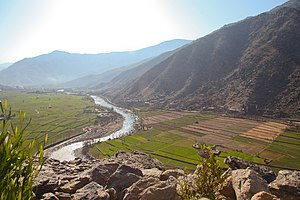Kunar Province - Watapur District of Kunar Province in 2012