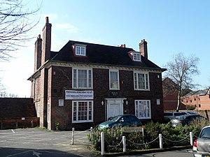 Watlington House - Watlington House frontage