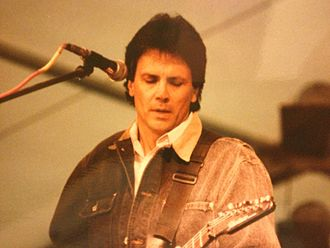 Wayne Massey - Wayne Massey performing at Martin County Fair in Stuart, FL, March 9, 1989.