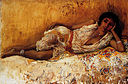 Weeks Edwin Lord Moorish Girl Lying On A Couch.jpg