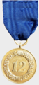 Wehrmacht Long Service Medal 12 years. Reverse.png