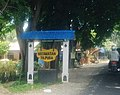 Welcome gate to Tanjung Pura, Langkat.jpg