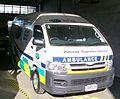 Wellington Free Ambulance Patient Transfer Van - Flickr - 111 Emergency.jpg