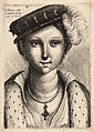 Wenceslas Hollar - Young woman with a feathered hat.jpg