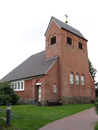 Wenningstedt-Braderup - The Frisian Chapel