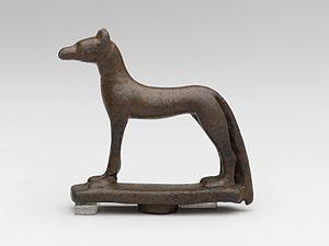 Wepwawet - Wepwawet, 664–332 BC, Brooklyn Museum
