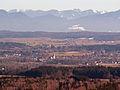Wessobrunn - Feuchten sö - Polling, bayer Alpen.JPG
