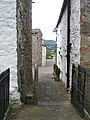West gate of St Andrew's, Dent - geograph.org.uk - 1378305.jpg