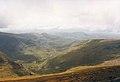 Westward view from Brandon Peak - geograph.org.uk - 302064.jpg