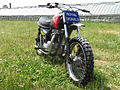 White Helmets Royal Signals Display Team Triumph TR7V 750 Tiger.jpg