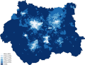 White West Yorkshire 2011 census.png