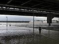 Wien - Hochwasser Juni 2013 - Donaupromenade beim Handelskai.jpg